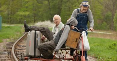 Robert Gustafsson i Hundreåringen som klatret ut gjennom vinduet og forsvant