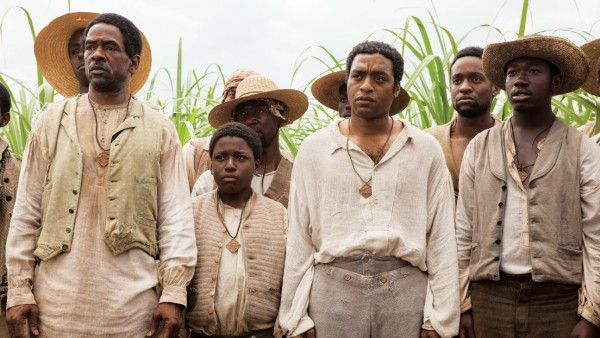 Oscar-nominerte Chiwetel Ejiofor som Solomon Northup.