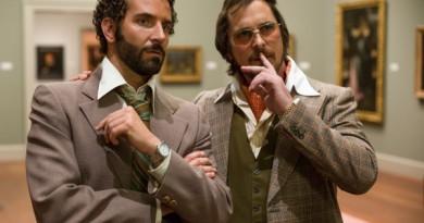 Bradley Cooper og Christian Bale har en beste-frisyre-konkurranse.
