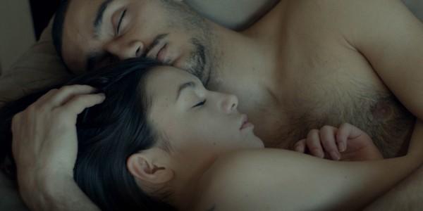 Julia Wildschut og Ahmed Wasty i Elsk meg