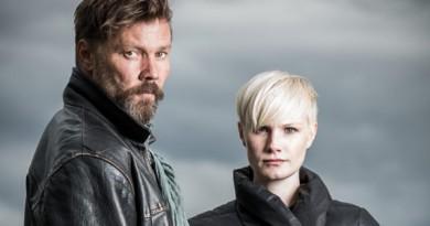 Stig Henrik Hoff og Lena Kristin Ellingsen i Glassdukkene.