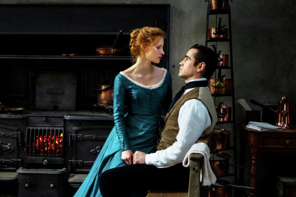 Miss Julie - Jessica Chastain, Colin Farrell Wallpaper