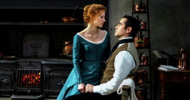Miss Julie - Jessica Chastain, Colin Farrell Wallpaper