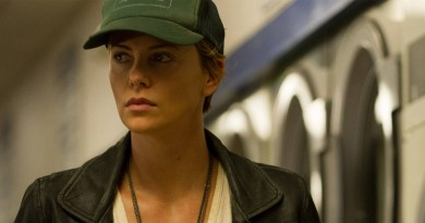 Charlize Theron i Dark Places