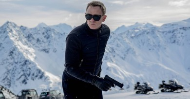 Daniel Craig i James Bond-filmen Spectre