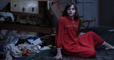 Madison Wolfe i The Conjuring 2