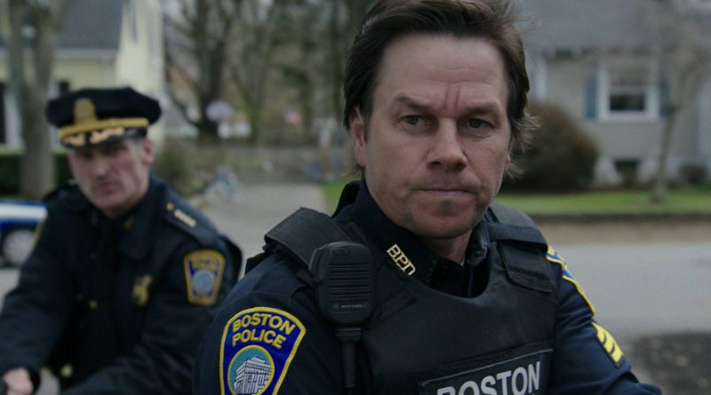 Mark Wahlberg i Patriots Day