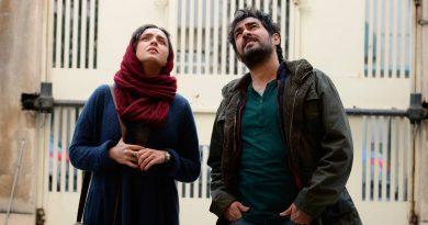 Taraneh Alidoosti og Shahab Hosseini i En handelsreisende