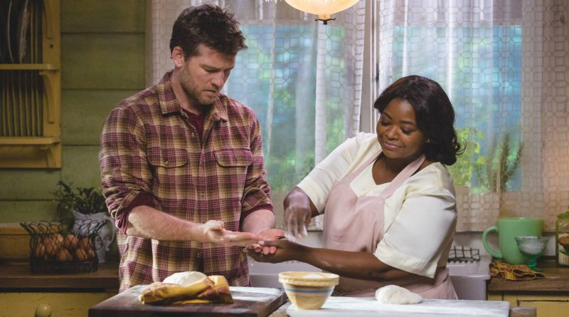 Sam Worthington og Octavia Spencer i The Shack