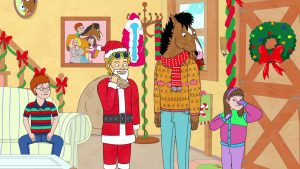 Bojack christmas
