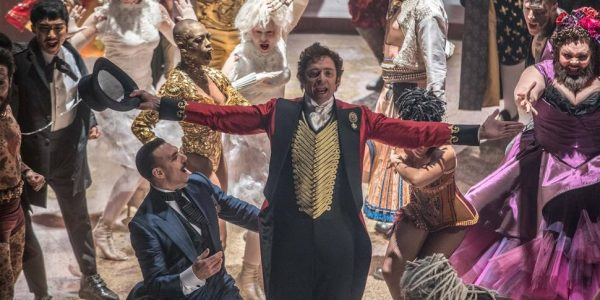 The Greatest Showman – Catchy sirkusmorro