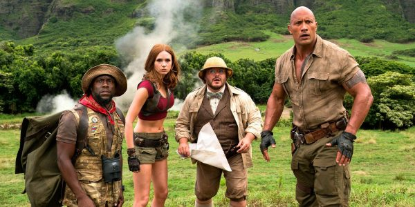 «Jumanji: Welcome to the Jungle» – God modernisering