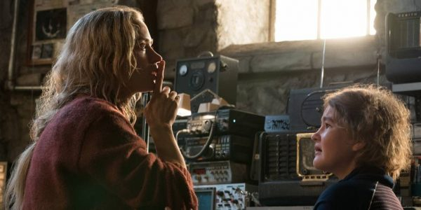 «A Quiet Place» – Livsfarlig stillelek