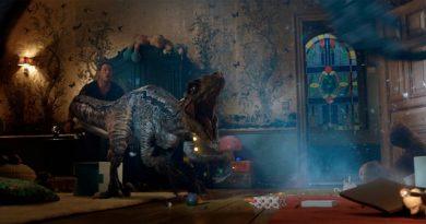 Chris Pratt i Jurassic World_ Fallen Kingdom