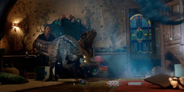 «Jurassic World: Fallen Kingdom» – Råtne fossiler